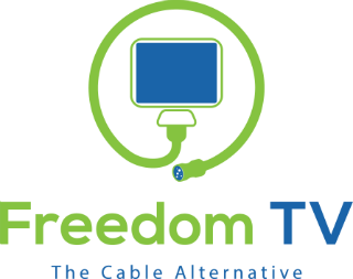Transparent freedom tv logo smaller